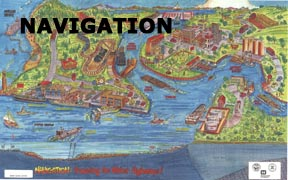 USGS Navigation educational poster (small)